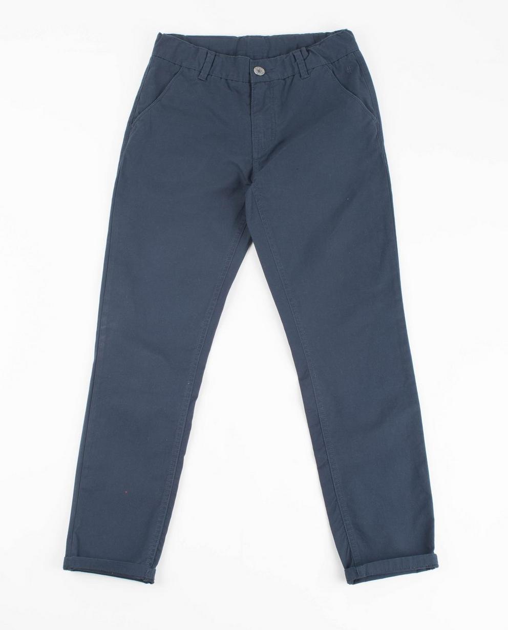 Hose aus Baumwolle - in Marineblau - JBC
